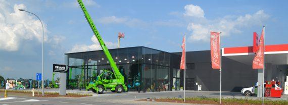 Foto bouw Veldegem bijgesneden